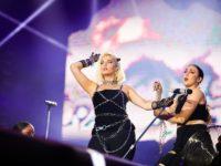 Rock in Rio 2019: Bebe Rexha sobe ao palco Mundo e dá um show
