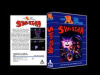 """Sinistar : Um Arcade Game """"Raiz"""""""