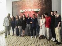 Palco de importante momento da transição histórica do Brasil é cenário para o evento de lançamento de 'Filhos da Pátria'
