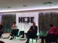"""""""HEBE – A ESTRELA DO BRASIL"""": Veja como foi a Coletiva de Imprensa em São Paulo"""