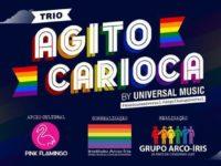 Universal Music Brasil e Pink Flamingo firmam sua 1ª parceria e apresentam o trio Agito Carioca By Universal Music na 24ª Parada do Orgulho LGBTI+ Rio