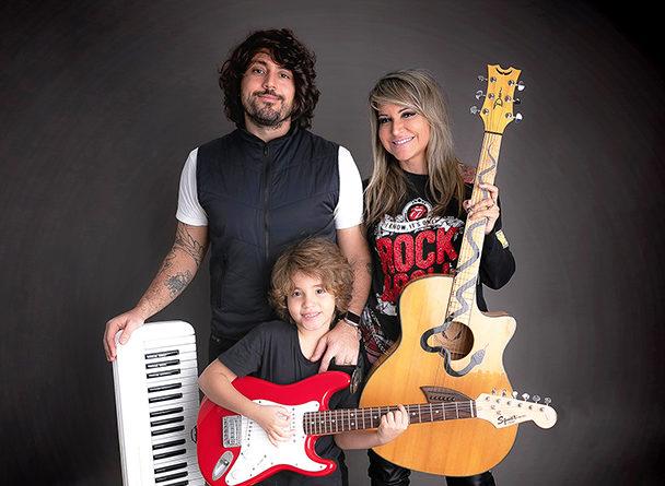 Familia Cristelo - Foto: Patrícia Di Fiori