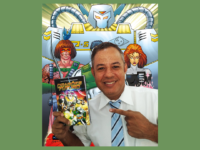 Dragões do Futuro: Conheça os super-heróis nacionais criados pelo carioca Vanderlei Sadrack em nossa entrevista com o autor