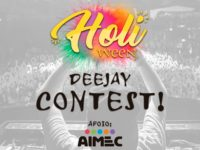 DJ CONTEST HOLIWEEN + AIMEC RIO – Atenção DJs – Última semana de inscrições!