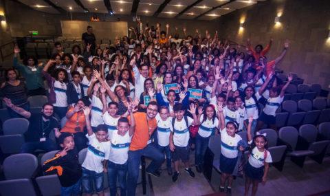 Prêmio Light nas Escolas 2019: 20 instituições de ensino são premiadas por projetos que estimulam o consumo consciente de energia e água