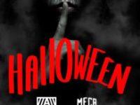 Jurerê Internacional: Festa de Halloween do Donna com Ashibah, sábado 26/10