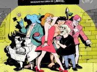 """LANÇA FILMES DIVULGA CARTAZ DA ANIMAÇÃO """"A CIDADE DOS PIRATAS"""", DE OTTO GUERRA"""