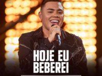 """Felipe Araújo lança hoje seu novo single e clipe, """"Hoje eu Beberei"""""""