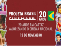 Projeta Brasil Cinemark: novidades celebram os 20 anos