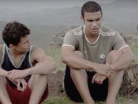 Sérgio Malheiros encara jogador de futebol no longa Aspirantes