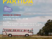 """""""PARTIDA"""": Documentário de Caco Ciocler entra na lista dos longas mais populares na 43 º Mostra Internacional de São Paulo e está na repescagem"""