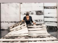 FLUVIUS: Paula Klien apresenta obras inéditas no Centro Cultural Correios