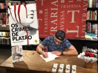 """""""OS CRIMES DE PLATÃO"""" : Instigante livro de Reginaldo Leite com trama bem elaborada nos convida para uma aventura irrecusável"""