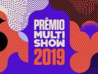 Artistas do cast da Universal Music são destaque no Prêmio Multishow 2019