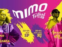Protagonismo feminino e música negra são as bases do MIMO Festival, que oferece programação internacional gratuita em locais históricos do Rio de Janeiro e, pela primeira vez, em São Paulo, com 80 atividades durante seis dias