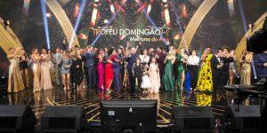 Troféu Domingão! Confira os vencedores