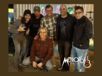 """""""TIRE SUAS MÃOS DE MIM, EU NÃO PERTENCO A VOCÊ"""" : Banda Metropolis faz tributo à Legião Urbana neste sábado no Smoke Lounge"""