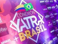 SEBASTIÁN YATRA se apresenta pela primeira vez no Brasil em FESTA da UNIVERSAL MUSIC