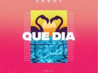 """O DJ E PRODUTOR ZABOT UNE SONORIDADES BRASILEIRAS NA FAIXA """"QUE DIA"""", FEAT COM SERGINHO MOAH E DI FERRERO"""
