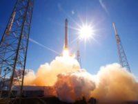 SpaceX lança missão de segurança do Kennedy Space Center