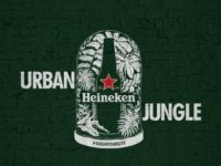 "HEINEKEN® APRESENTA: ""HEINEKEN URBAN JUNGLE"""