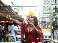 Margareth Menezes puxará Bloco Unidos do Bar Brahma e #CarnavalDaSabrina