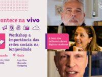 Vivo oferece workshop gratuito sobre a relevância das redes sociais na longevidade