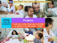 """Associação """"Viva e deixe Viver"""": Participe do curso para formação de contadores de histórias"""