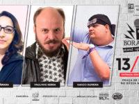 """Para se acabar de rir em plena segunda-feira – """"Bora Rir"""" no FM Hall"""