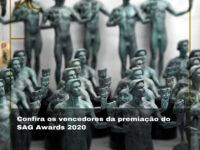 Confira os vencedores da premiação do SAG Awards 2020