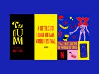 TUDUM Festival Netflix: A plataforma foi longe demais e agora virou… um festival?