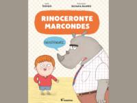 """""""Rinoceronte Marcondes"""": Livro infantil fala dos desafios da sociabilidade humana e coloca em questão os códigos da linguagem que norteiam as relações entre as pessoas"""