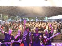 Paralelo Festival movimentou o fim de semana em São Francisco de Paula com shows às margens do Lago São Bernardo