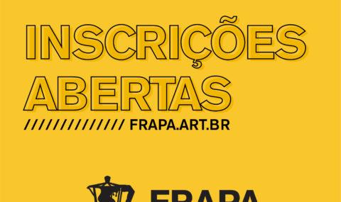 FRAPA 2020 abre inscrições