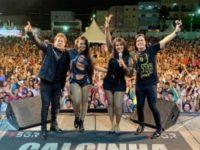 Calcinha Preta: DVD que comemora 25 anos do grupo será lançado em breve