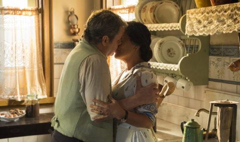 Éramos Seis – Lola e Afonso se beijam