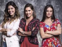 Alexia, Kyra e Luna: Unidas pelo acaso
