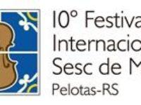 Dez motivos para acompanhar o 10º Festival Internacional Sesc de Música em Pelotas