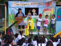 Projeto Gentilezinha se apresenta neste final de semana para animar a criançada