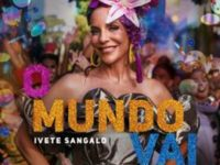 """Música: Ivete Sangalo conta com a participação de Tom Kray no vídeo de """"NÃO ME OLHA ASSIM"""""""