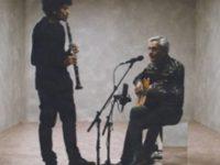 """Lançamento do álbum """"Caetano Veloso & Ivan Sacerdote"""""""