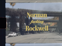 "LANA DEL REY APRESENTA O VÍDEO TRIPLO DAS CANÇÕES ""NORMAN FUCKING ROCKWELL"", ""BARTENDER"" E ""HAPPINESS IS A BUTTERFLY"", FAIXAS DO ÁLBUM ""NORMAN FUCKING ROCKWELL!"""