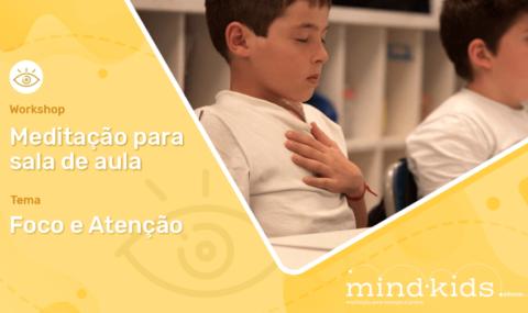 Workshop em São Paulo ensina técnicas de meditação para sala de aula