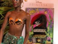Modelo Mariane Calazan Representa A Força Da Princesa Ariel No Baile Da Vogue 2020