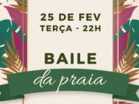 Carnaval 2020: Ammo apresenta Baile da Praia na terça-feira de Carnaval