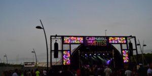 Amanheceu no Carnaval das Artes! Segunda dia de evento trouxe É O Tchan e Gusttavo Lima