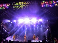 CARNAVAL DAS ARTES: Um verdadeiro sucesso! Melim e Natiruts encerram a maratona de grandes shows