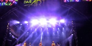 Um verdadeiro sucesso! Melim e Natiruts encerram Carnaval das Artes