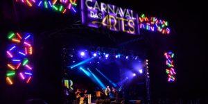 Pagodeira invade o primeiro dia do Carnaval das Artes