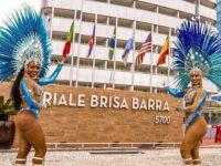 Feijoada pré carnavalesca Imperial com Samba da Beija Flor no Brisa Barra Hotel